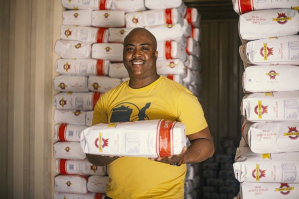 Vuyani Stemmer's LaVidos Business Park Empowers the Community